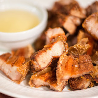 Lechon Kawali (Filipino Crispy Fried Pork Belly)