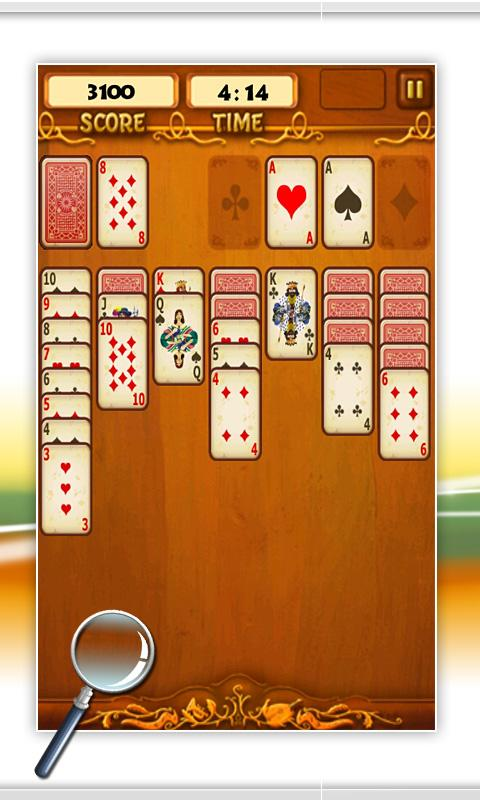 Solitaire Harmony for free- screenshot