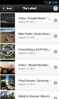 Screenshot of Singletracks Lite: MTB Trails