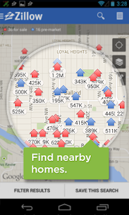 Zillow Real Estate & Rentals - screenshot thumbnail