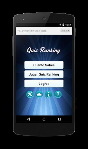 Quiz Ranking