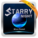 Blue Planet Theme GO Launcher icon