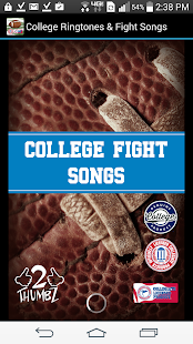 College Fightsongs & Ringtones - náhled