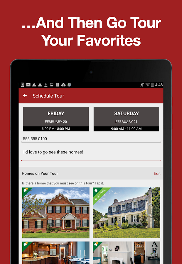 Real estate app search homes android apps on google play for Buy house app