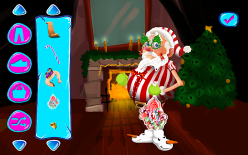 Christmas Games Dress Up- screenshot thumbnail