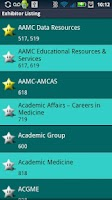 Screenshot of AAMC 2011
