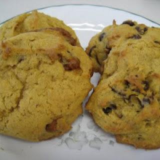 Pumpkin Chocolate Chip (or Cinnamon Chip) Cookies