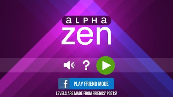 Alpha Zen- screenshot thumbnail