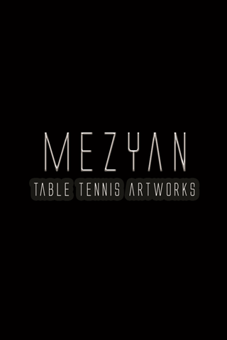 Mezyan Table Tennis Artworks