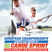 ECA CANOE SPRINT JUNIOR & U23