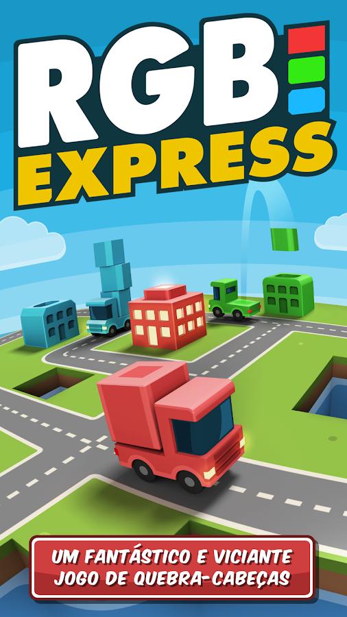 RGB Express: Após grande sucesso no IOS, finalmente chega ao Android 1