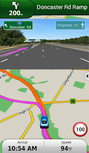 Garmin Navigator Screenshot 2