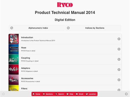 RYCO PTM - Hydraulics 2014