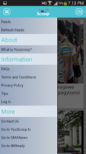 YouScoop - screenshot thumbnail
