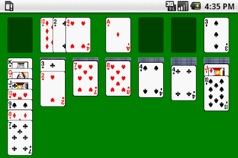 solitaire card game - screenshot thumbnail