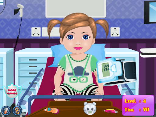 玩免費休閒APP|下載독감 의사 여자 게임 app不用錢|硬是要APP