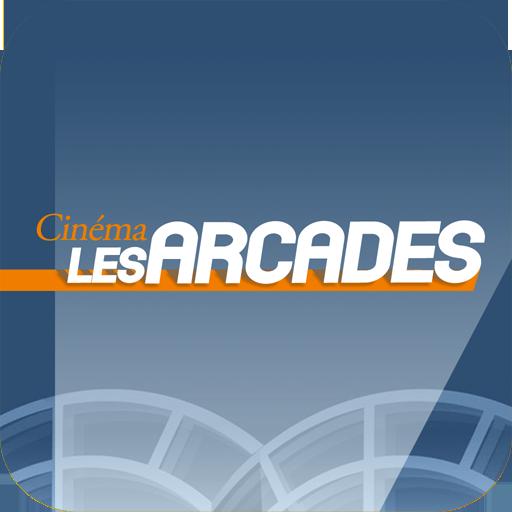 Cinéma Les Arcades Quimper Icon