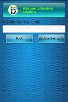 Screenshot of Code Generator