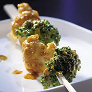Vegetable Satay
