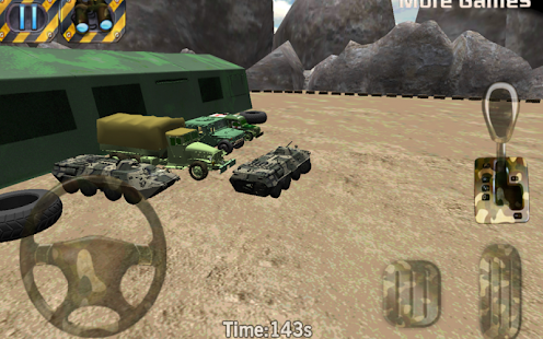 Army-parking-3D-Parking-game