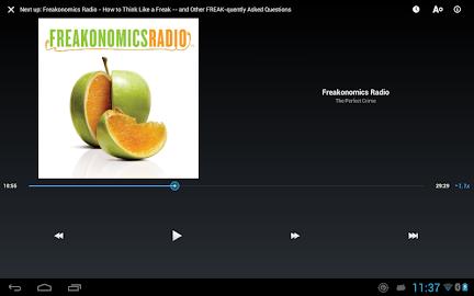 DoggCatcher Podcast Player Screenshot 28