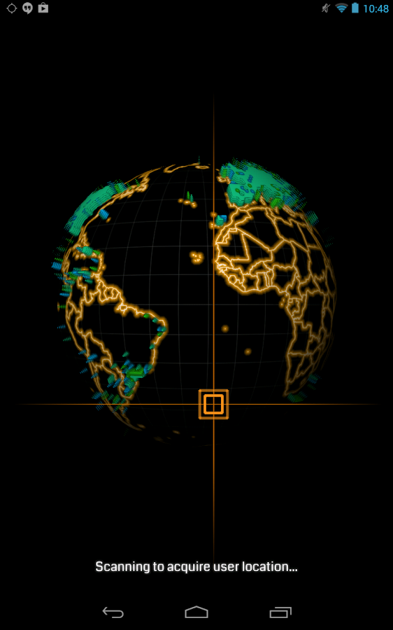Ingress - screenshot