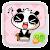 GO SMS PRO NONOPANDA STICKER file APK Free for PC, smart TV Download