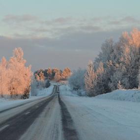 by Kristina Nutautiene - Transportation Roads