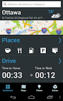 Screenshot of Rogers Navigator