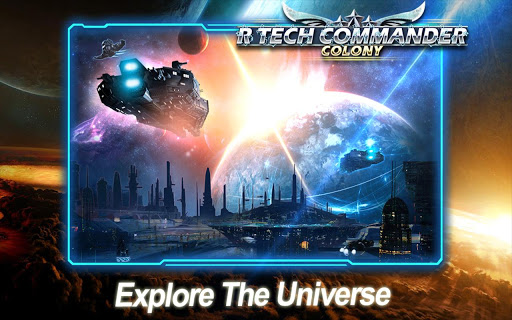 R-Tech Commander Colony
