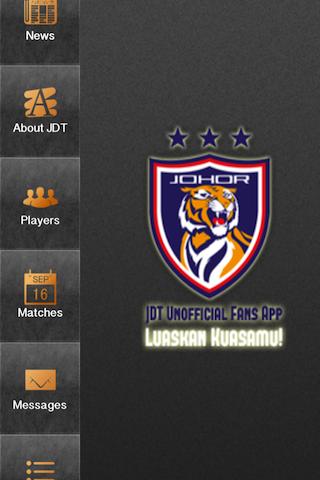 JDT Unofficial Fans App