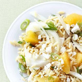 Orzo with Citrus & Fennel Recipe