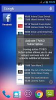Screenshot of TV Guide TIVIKO - EU