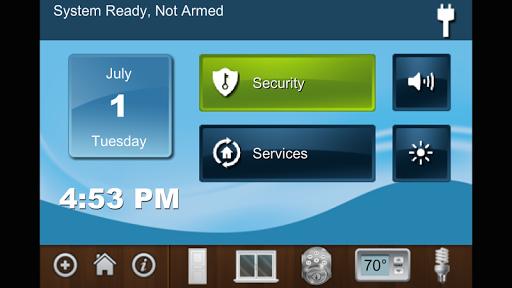 2GIG Go Control Demo - Phone
