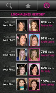 PicFace Celebrity Matchup screenshot 2