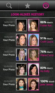 PicFace Celebrity Matchup- screenshot thumbnail