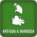 Antigua & Barbuda GPS Map