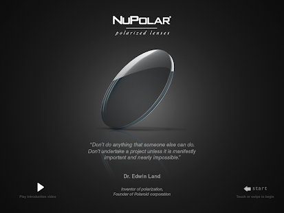 NuPolar Polarised Lenses - screenshot thumbnail