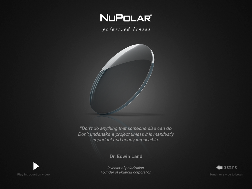 NuPolar Polarised Lenses - screenshot