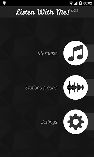Listen With Me - Music Player