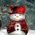 Snowman Live Wallpaper logo