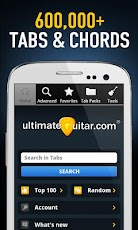 Ultimate Guitar Tabs & Chords - Android Mobile Analytics and App Store Data
