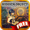 Hidden Object - Steam City icon