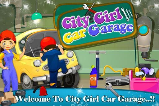 City Girl Car Garage