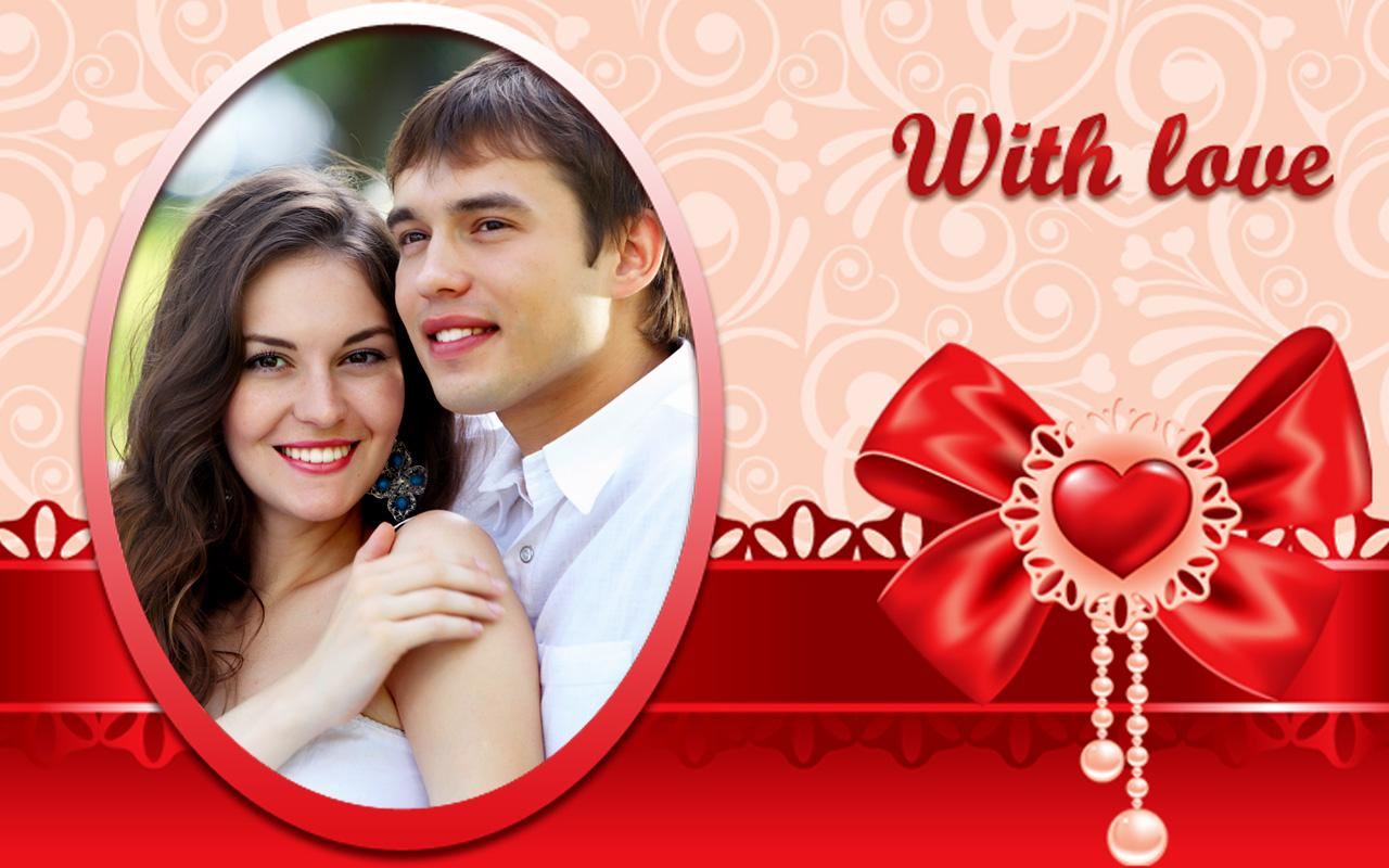 Photofunia Love Couple Frames