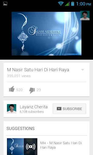 Muzik Raya 2017 screenshot