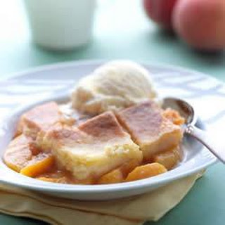 All-American Peach Pie Wonder