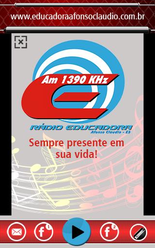 Rádio Educadora 1390 AM