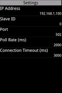 DroidBus/TCP- screenshot thumbnail