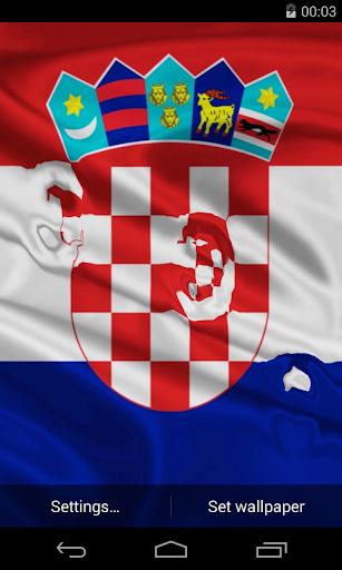 Magic flag: Croatia